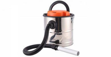 aspirador de cenizas para chimeneas Dicoal 1200W INOX